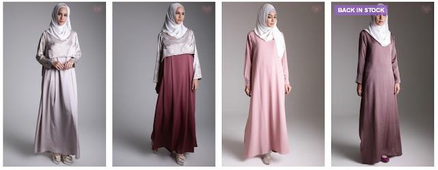 Mudahnya Mencari Koleksi Hijab Masa Kini