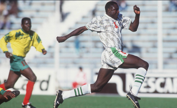 """What You Did Not Know About Rashidi Yekini """"The Goals Father"""""""