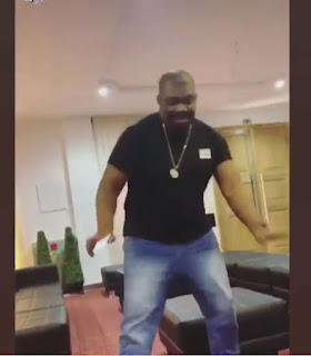Don Jazzy Shows His Dance Moves, Fan Asks Him To Go And Marry 8