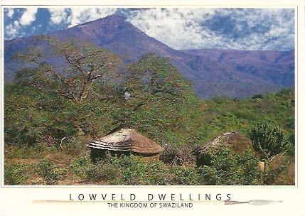 Swaziland Postcards