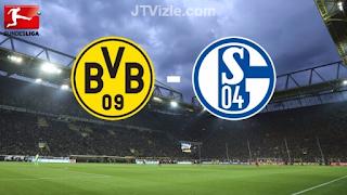 Schalke - Borussia Dortmund Maçi İzle 1 Nisan 2017