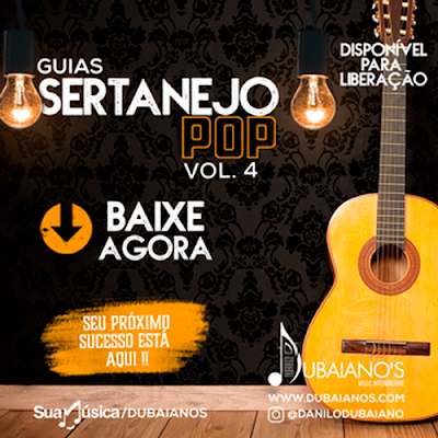 Dubaiano's - Guias Sertanejo Pop - Vol. 4 - 2019