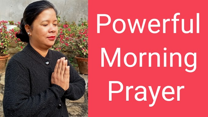 How Powerful Morning Prayer Could Get You On Top