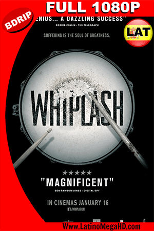 Whiplash: Música y Obsesión (2014) Latino HD BDRIP 1080P ()