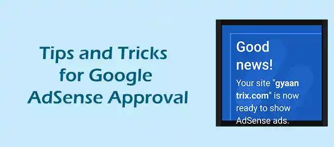 Google-AdSense-approval-trick