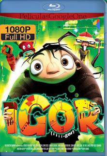 Igor (2008) [720p BRrip] [Latino] [LaPipiotaHD]
