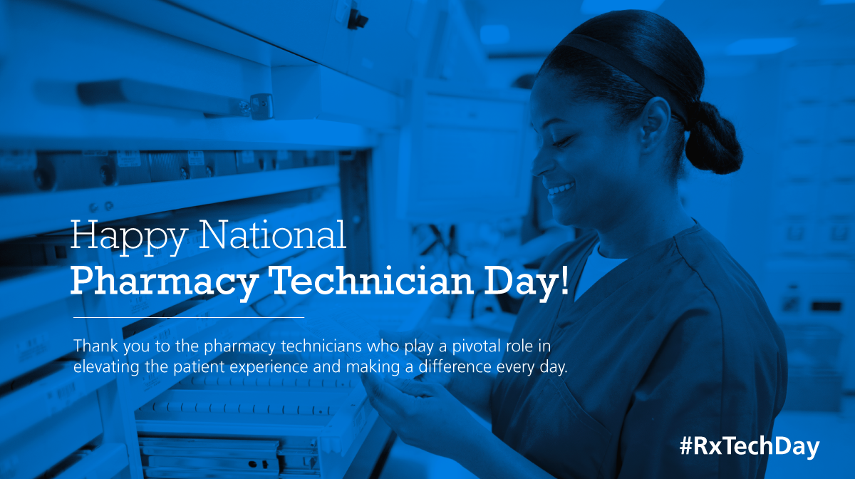 National Pharmacy Technician Day Wishes