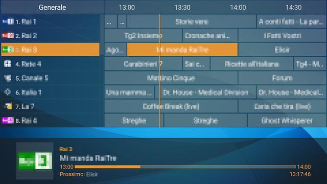 أفضل تطبيق IPTV للتلفزيون