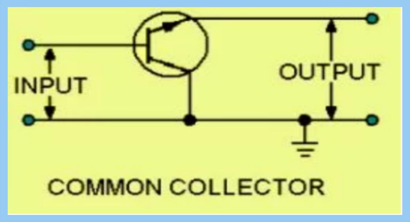 Penguat common collector (CC)