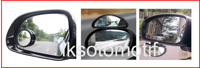 jenis kaca blind spot manual