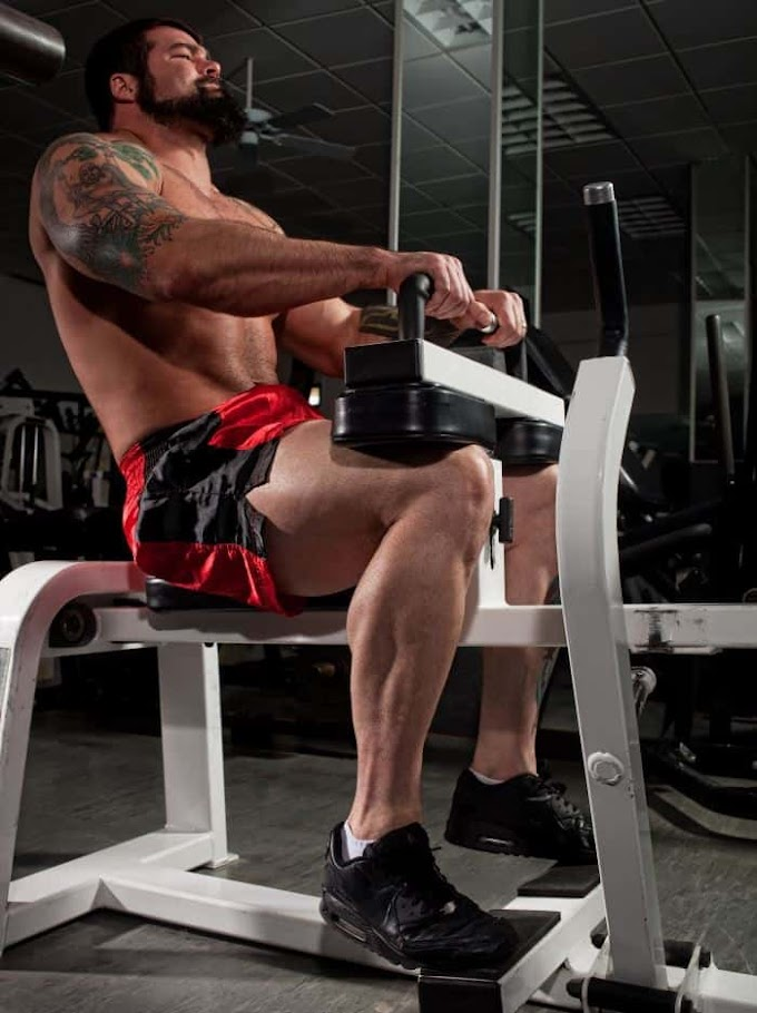 The Seated Calf Raise Exercise Guide 2020