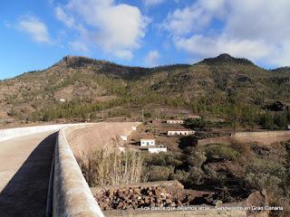 Presa de Chira Morro del Yerbauerto