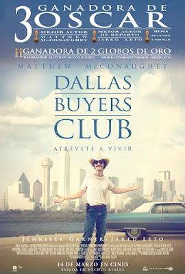 Cartel de Dallas Buyers Club