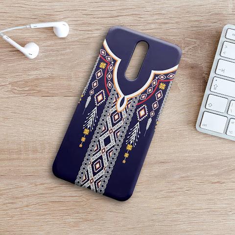 Mockup Custom Case 3D Xiaomi Redmi 8