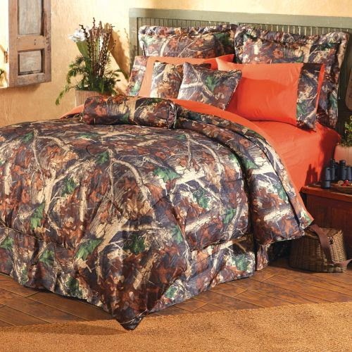 Selecting the Camo Bedding Sets