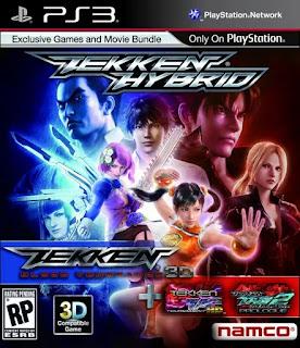 Tekken Hybrid PS3 Torrent