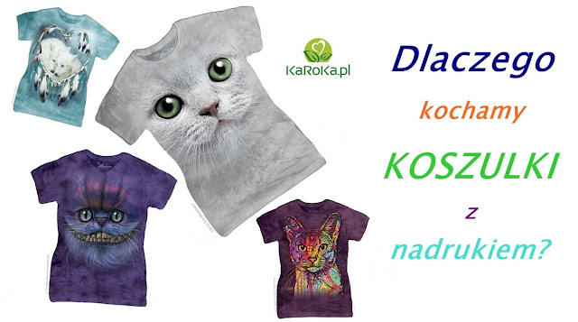 koszulki z nadrukami, dlaczego kochamy koszulki