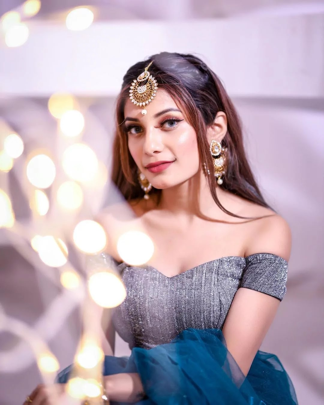 Famous tiktok girl somya daundkar