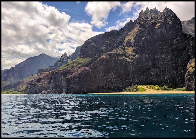 Crazy Cliffs on the NaPali Coastline