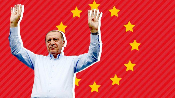 Η Ευρώπη κουρέλιασε την αξιοπρέπειά της για τον Ερντογάν