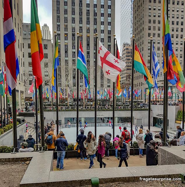 Rockefeller Center, Nova York