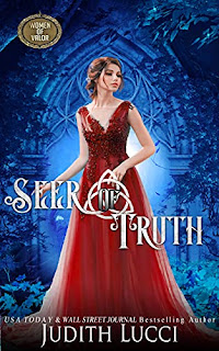 Seer of Truth: A Maura Robichard Action Adventure Psychic Thriller by Judith Lucci - book promotion sites