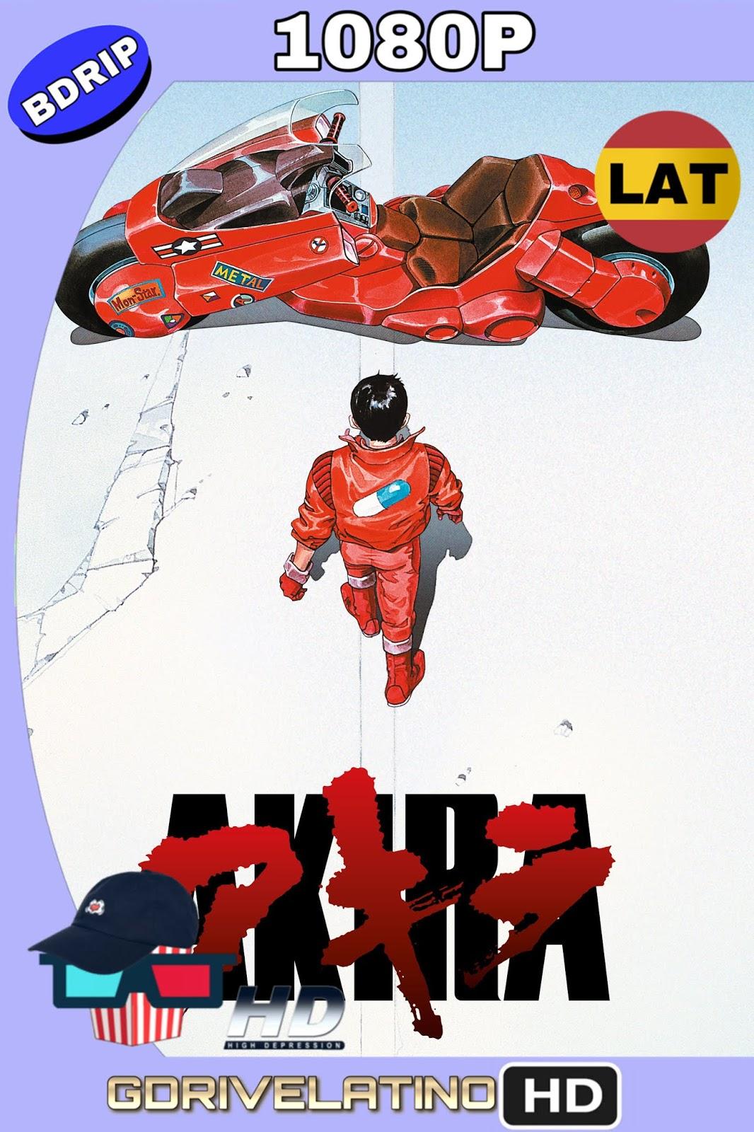 Akira (1988) BDrip 1080p (Latino-Japonés) MKV
