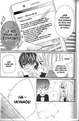 Manga: Reseña de Youtubers in Love de Asami Hanamoto - Editorial Ivrea