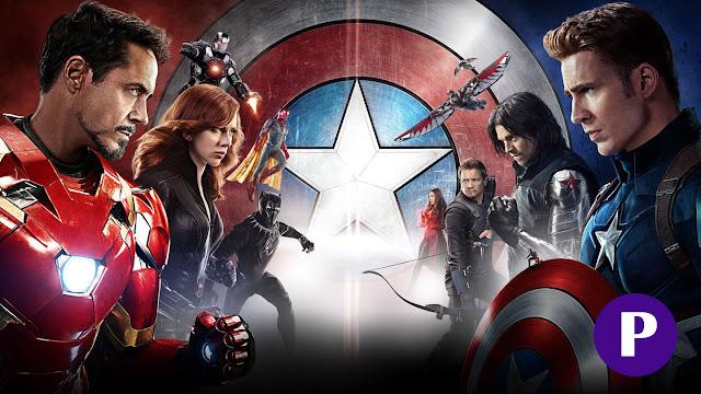 Capitão América (Pllano Geral)