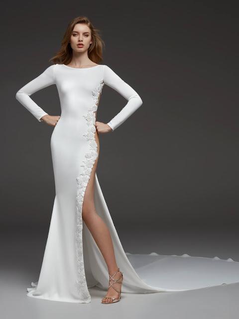 K'Mich Weddings - wedding planning - wedding dresses - camilla - pronovias collection