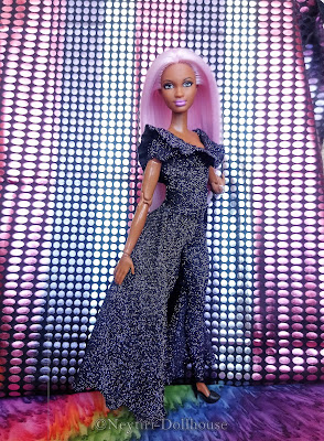 Barbie doll SIS - So In Style reroot made to move