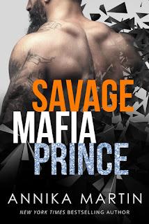 Savage Mafia Prince by Annika Martin