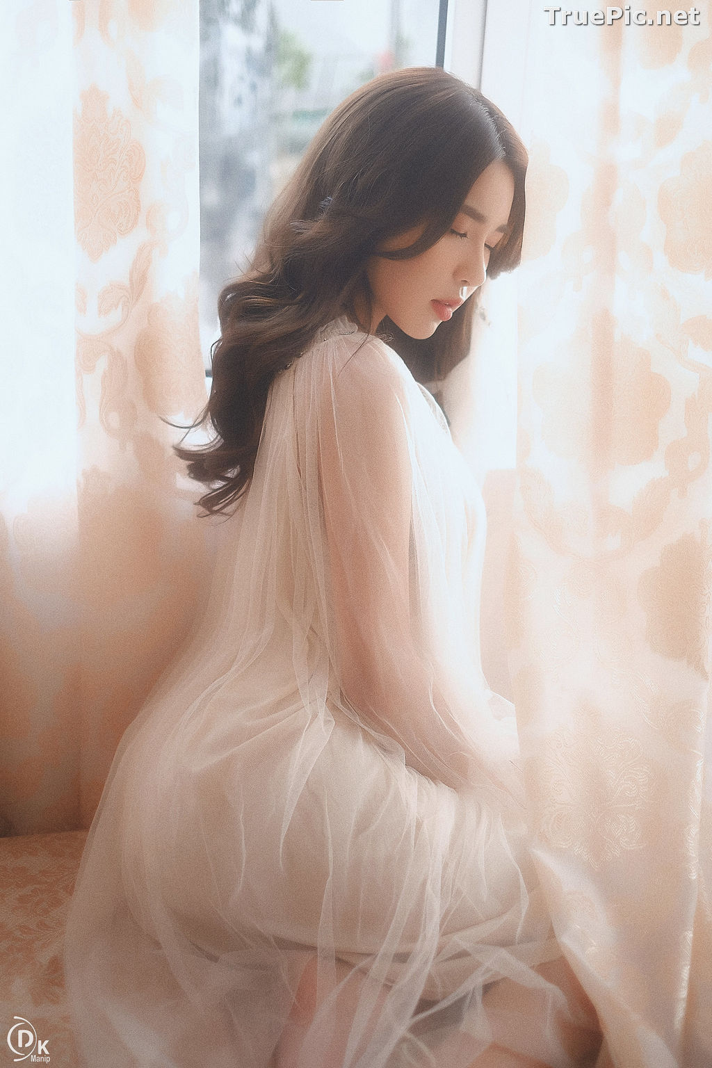 Image Vietnamese Beautiful Girl - The Lonely White Princess - TruePic.net - Picture-10