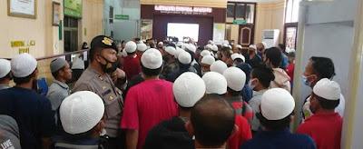 Sidang Putusan Aksi Bentrok Antar Ormas Berujung Ricuh di PN Medan