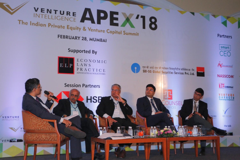 Venture Intelligence APEX PE/VC Summit