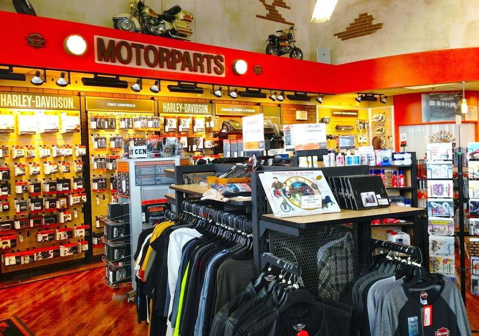 Lojas e aluguel de Harley Davidson em Miami