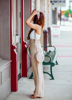 Loose flare pants - Lifestyle Prism