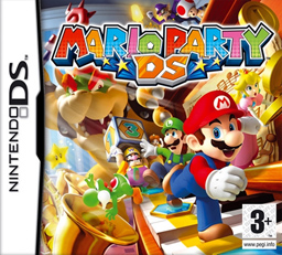 Mario Party [Nds] [Español] [MF-MG]