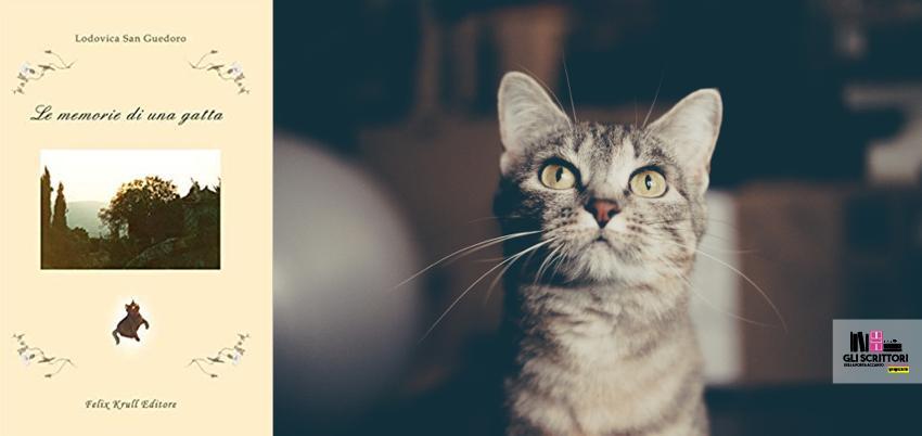 Recensione: Le memorie di una gatta, di Lodovica San Guedoro