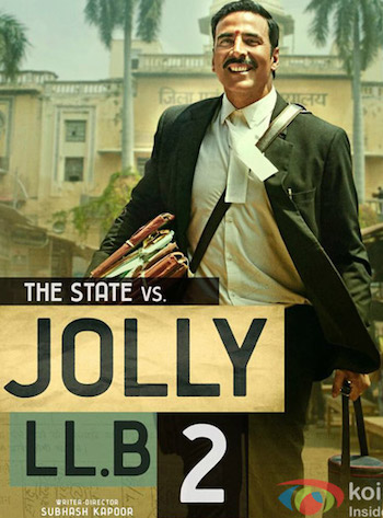 Jolly LLB 2 (2017) Hindi DVDScr Full Movie 700MB