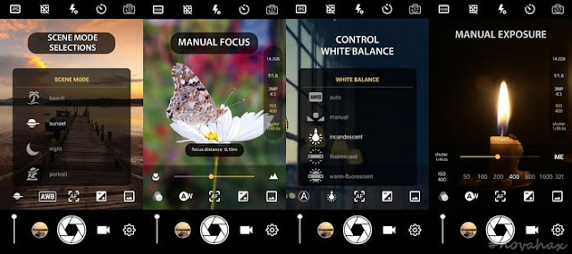 Manual camera pro mod apk download