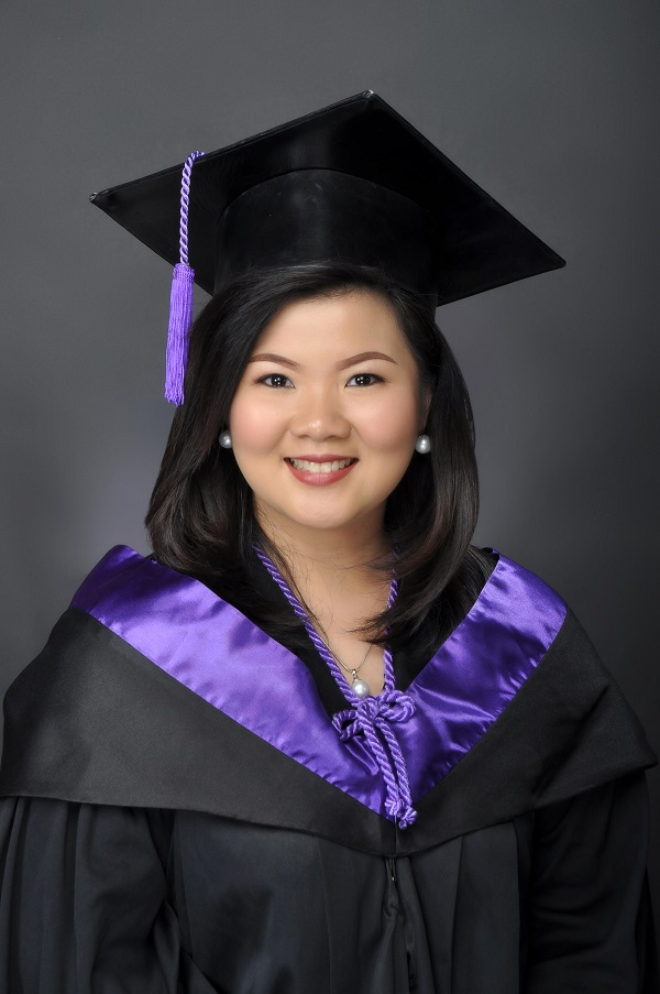 Aspiring businesswoman becomes a CPA-lawyer
