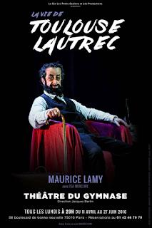 Toulouse Lautrec au théâtre