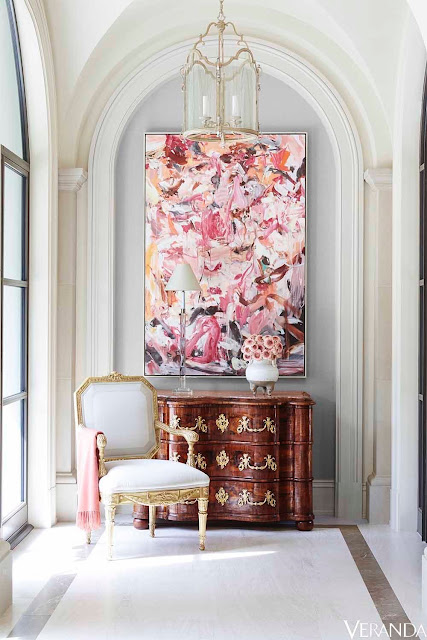 Decorating ideas: pretty in pink