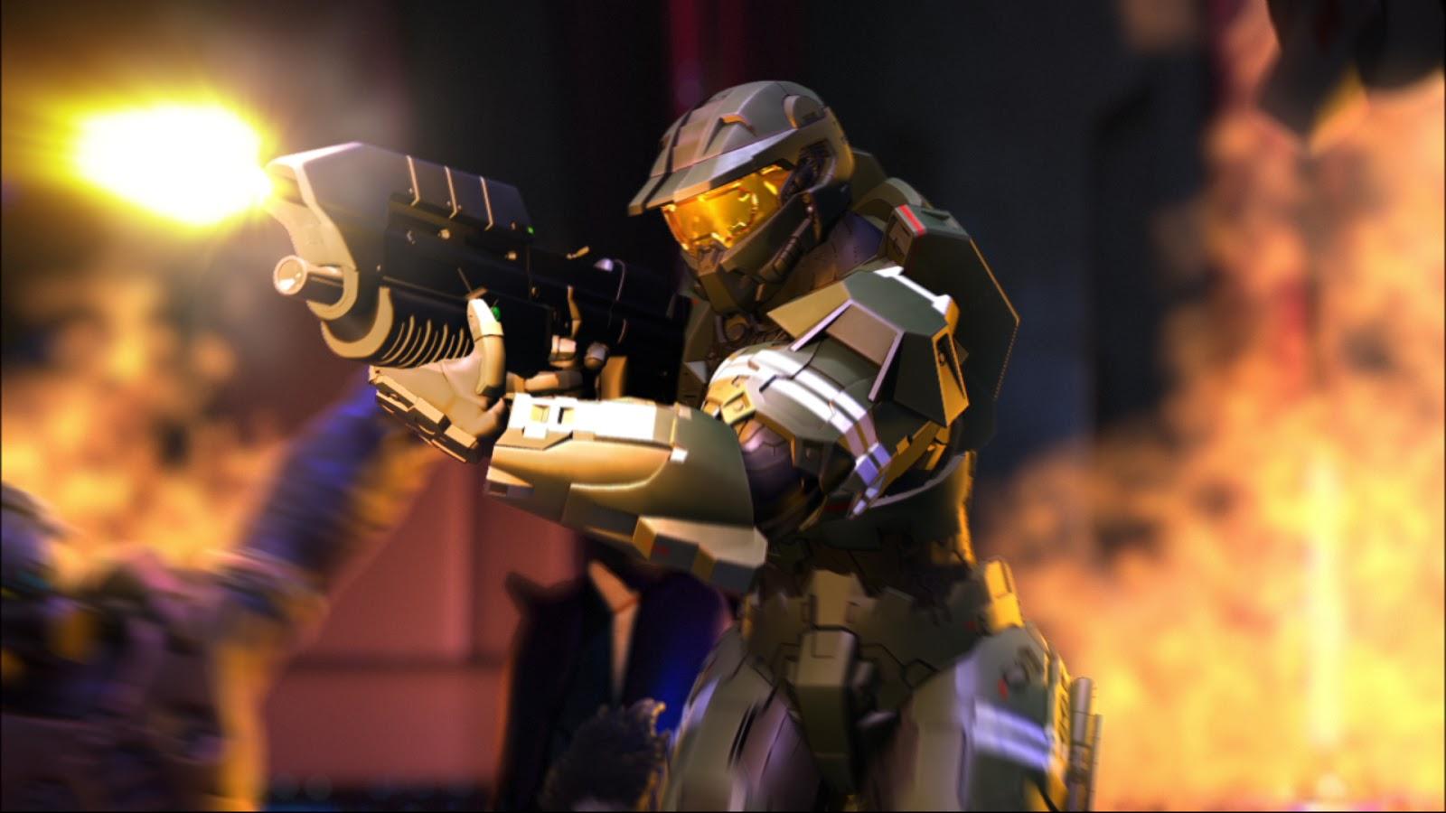 Halo Legends Film
