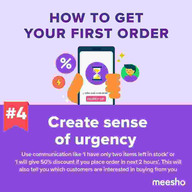 First Order on Meesho