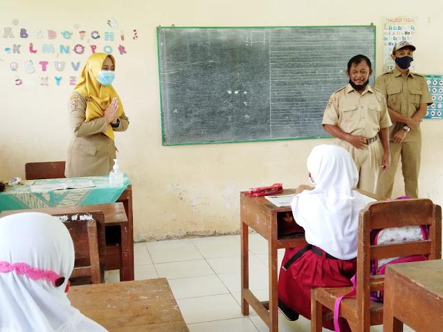 Terapkan Prokes Ketat, SD di Lereng Merapi Boyolali Lakukan Pembelajaran Tatap Muka