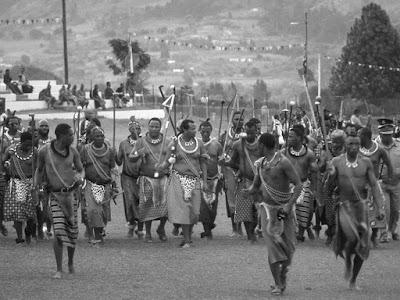 eswatini, umhlanga, reed dance, king mswati iii, swaziland