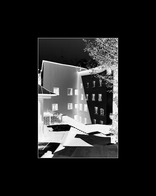 """Fotografia miesiąca - """"Salzburg, 2019"""" - czerwiec, 2019. Fotografia odklejona. fot. Łukasz Cyrus, 2019."""