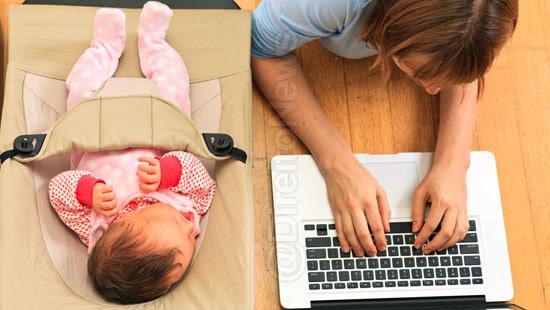 trabalhadora e mails licenca maternidade indenizada